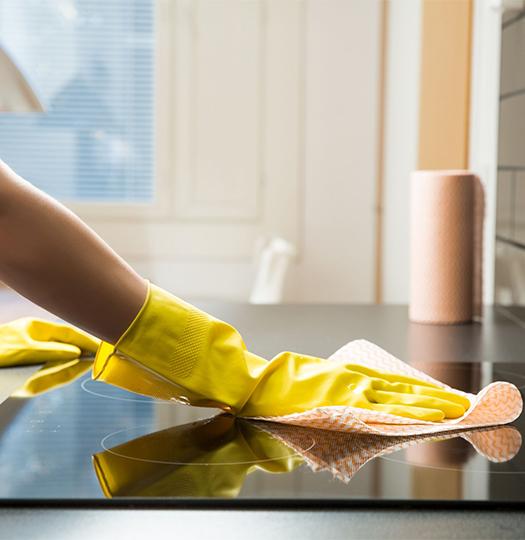 Serviços - Limpeza do Imóvel